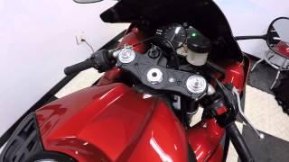 9. 2011 Yamaha YZF R1 Red Raven