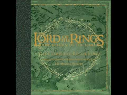 The Lord of the Rings: The Return of the King Soundtrack - 11. Shelob's Lair