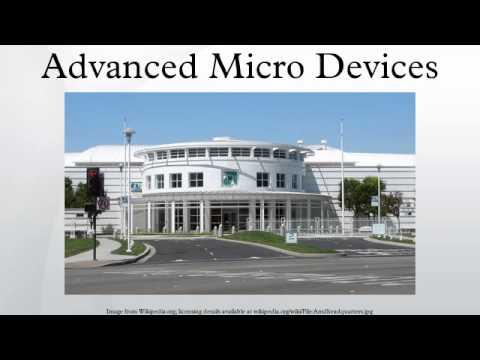 , title : 'Advanced Micro Devices'