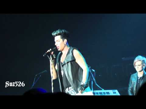 Video 10 Adam Lambert Chatting with the Fans/Top Ten Fantasy Springs 7/21/12 download in MP3, 3GP, MP4, WEBM, AVI, FLV January 2017