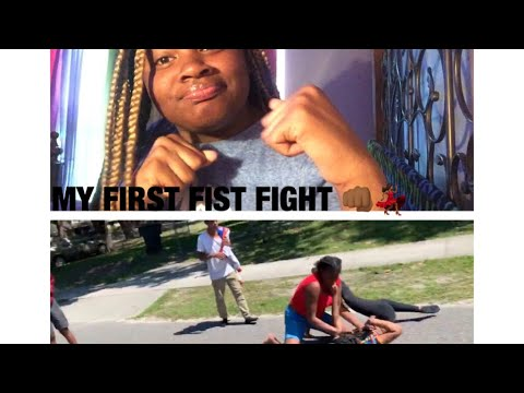 MY FIRST FIST FIGHT STORY TIME WITH FOOTAGE