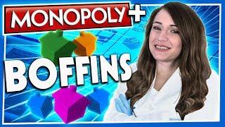 BOFFINS of MONOPOLY! w/Bouphe & Lydia #2