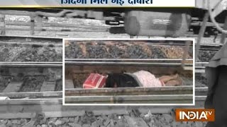 XxX Hot Indian SeX Shocking Woman Survived After Goods Train Runs Over Her In Purulia .3gp mp4 Tamil Video
