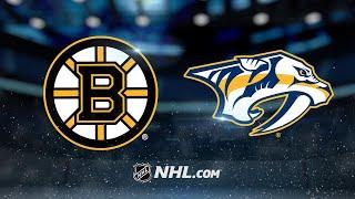 Нэшвилл - Бостон 5-3
