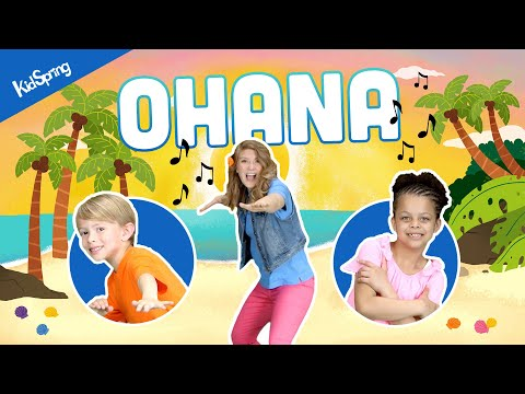 Ohana | Preschool Worship Song