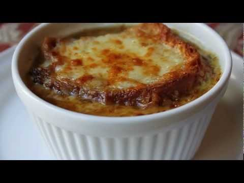 French Recipe: How to Make French Onion Soup – American Style