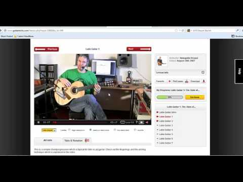 Guitar Tricks Review – Get a Behind the Scenes Look