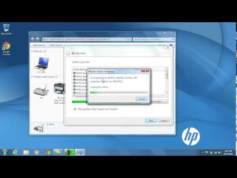 How to Install Network Printers