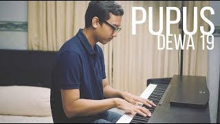 Video PUPUS - DEWA 19 Piano Cover MP3, 3GP, MP4, WEBM, AVI, FLV Maret 2019