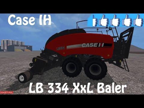 Case IH LB 334 xxL v1.0