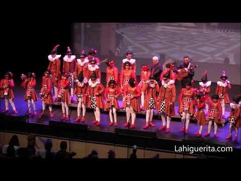 Comparsa infantil Aires de Carnaval
