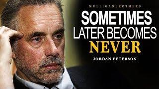 Video BREAK THE BAD HABITS - Jordan Peterson's Inspiring Speech MP3, 3GP, MP4, WEBM, AVI, FLV Juni 2019