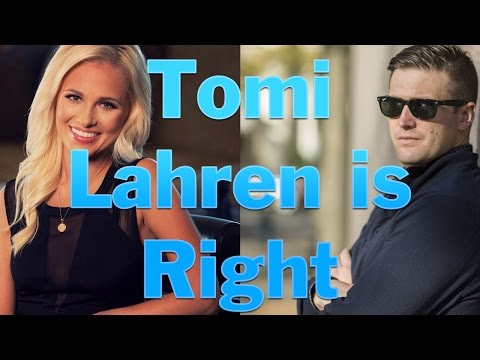 Why Tomi Lahren is Right on Abortion (видео)