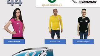 #vaporetti2018 Equipaggio N°44 Bartoli - Salviani
