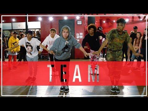 Iggy Azalea - Team | Choreography by Tricia Miranda (видео)