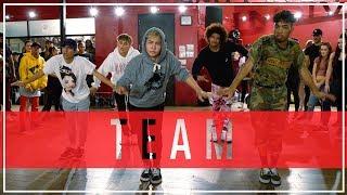 Video Iggy Azalea - Team | Choreography by Tricia Miranda MP3, 3GP, MP4, WEBM, AVI, FLV Januari 2018