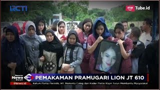 Video Begini Suasana Haru Proses Pemakaman Pramugari Lion Air Mery Yulyanda - SIM 09/11 MP3, 3GP, MP4, WEBM, AVI, FLV Maret 2019