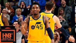 San Antonio Spurs vs Utah Jazz Full Game Highlights | 12.04.2018, NBA Season