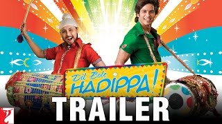 Dil Bole Hadippa - Theatrical Trailer (with English Subtitles)
