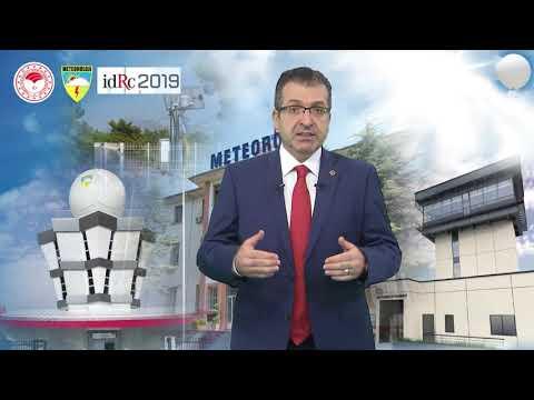 Volkan Mutlu Coşkun (Meteoroloji Genel Müdürü) idRc_2019 Daveti
