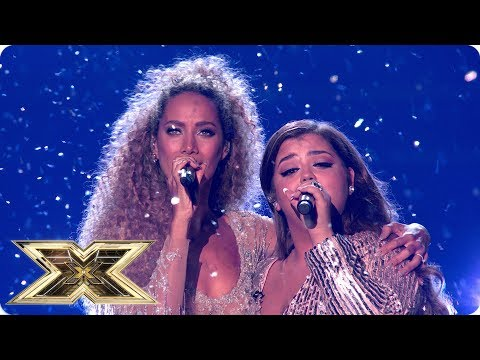 Scarlett duets with Leona Lewis | Final | The X Factor UK 2018_TV műsorok. Heti legjobbak