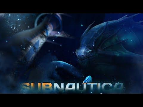 Subnautica - The Monster Revealed! - Atlas Submarine Final, Arctic DLC Story Direction Reveal! (видео)