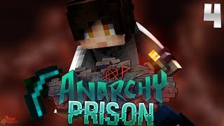 Minecraft OP Prison   Lucky Pickaxe - Ep 4 (OP Anarchy)