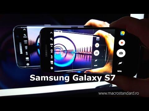 De ce am cumparat un smartphone Samsung Galaxy S7?