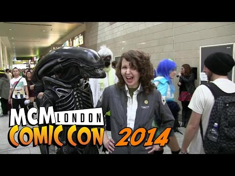 comic con - There were some great Cosplayers at Gamescom and EGX this year but nothing could have prepared me for the sheer volume and quality of the Cosplayers attending MCM London Comic Con.