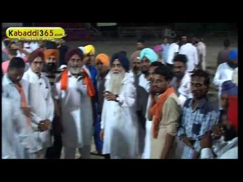 Santu Wala (Ferozepur) Kabaddi Tournament 22 Aug 2016