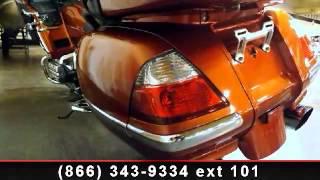 7. 2008 Honda Gold Wing Premium Audio - RideNow Powersports Pe