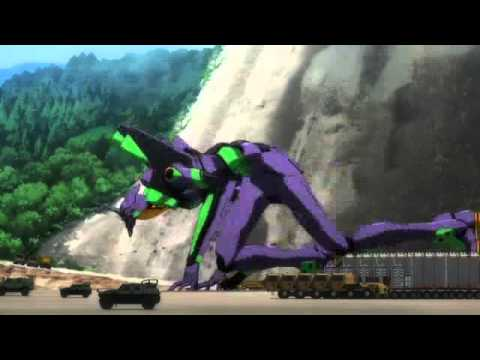 Evangelion 2.0 : You Can (Not) Advance US Trailer