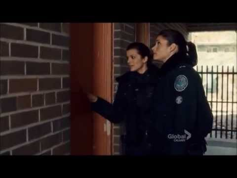 Rookie Blue 5 x 9 Chloe and Andy get surprised