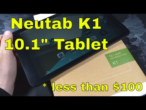 NeuTab K1 10.1