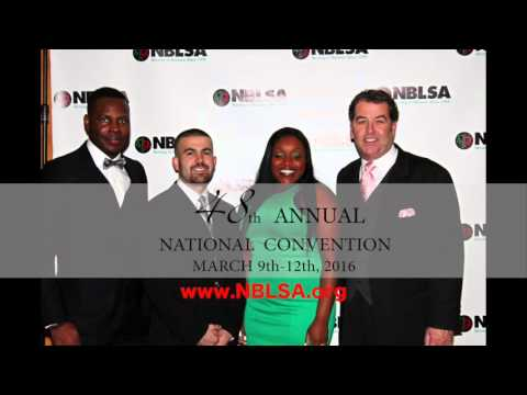 NBLSA's 2016 National Convention Promo