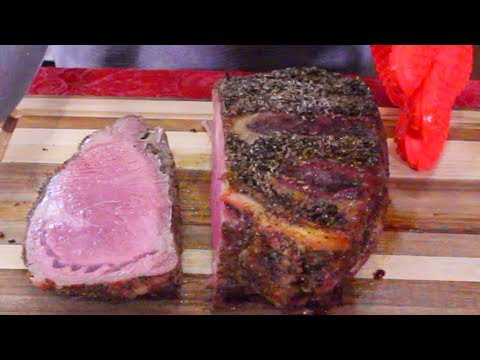 Christmas Prime Rib Roast Cooking - The 500F Rule