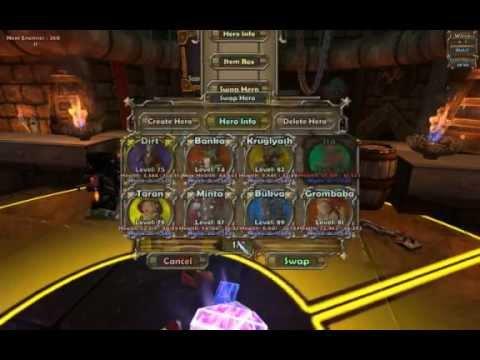 Dungeon Defenders - Challenge: Unlikely Allies (Nightmare Hardcore) Solo