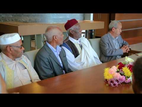 رئيس المجلس الأعلى للدولة يلتقي بأعيان ومشائخ تاورغاء