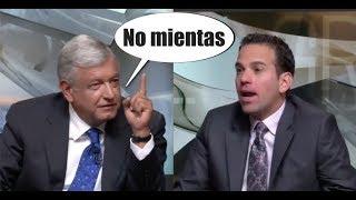 El día que AMLO humilló a Carlos Loret De Mola