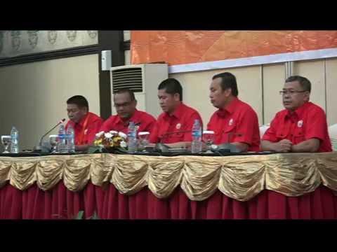 Pembukaan Penataran Pelatih Pelatda DKI Jakarta