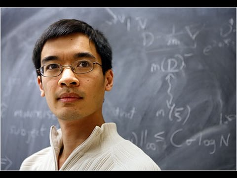 Terence Tao: Struktur und Zufall in den Prime Numbers, UCLA