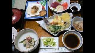 Teshikaga Japan  city photos : ホテル摩周の夕食 摩周温泉 弟子屈町 北海道観光三日目 spa masyu hotel teshikaga hokkaido japan