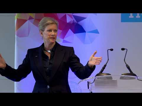 """At the Heart of Energy Transition"": Speech by Kate Powers"