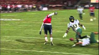 Juron Criner vs Oregon 2011