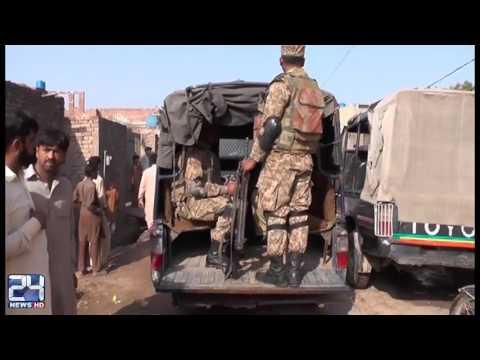 پشاور میں دہشتگردی کی بڑی کارروائی ناکام بنا دی گئی