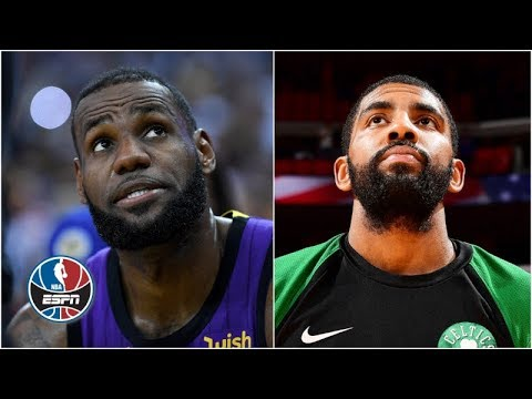 Video: Is LeBron James recruiting Kyrie Irving on Instagram? (Chauncey says no way) | NBA Countdown