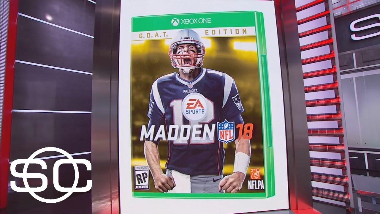 Can Tom Brady Break The Madden Cover Curse? | SportsCenter | ESPN
