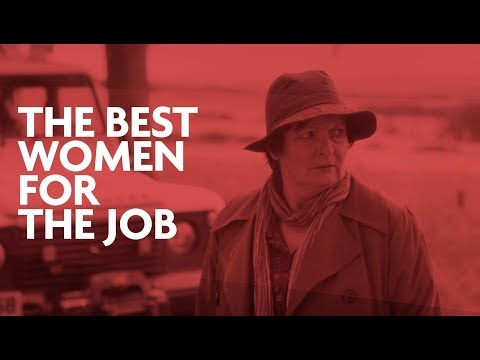 Acorn TV | The Best Women For The Job
