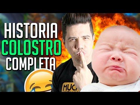 A HISTÓRIA do COLOSTRO COMPLETA! 😂