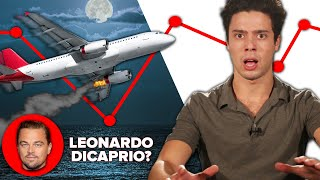 Video I Was Almost In A Plane Crash With Leonardo DiCaprio MP3, 3GP, MP4, WEBM, AVI, FLV Maret 2019
